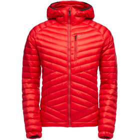 Black Diamond Approach Down Hoody Men, hyper red
